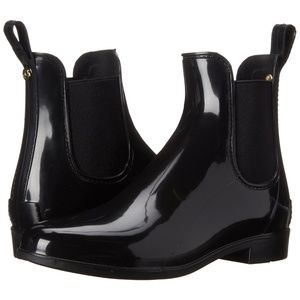 NWT - Sam Edelman Tinsley Patent Rain Boot